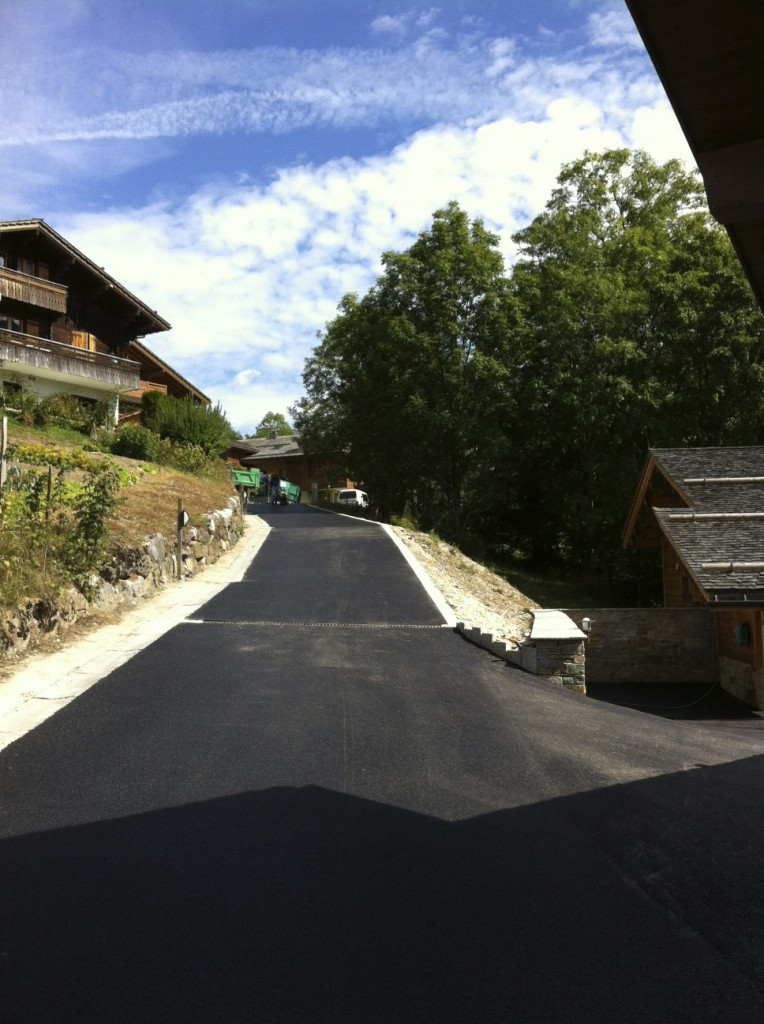 route chalet 3